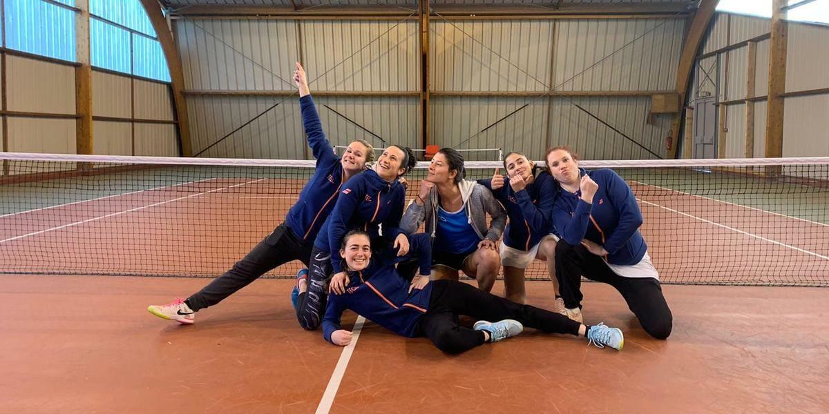 Championnat équipes Femmes