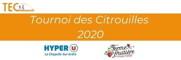Tournoi des citrouilles 2020