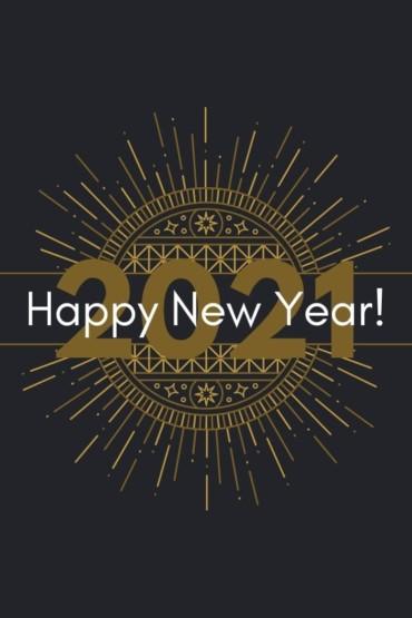 Bonne année 2021 !!