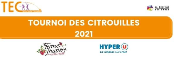 Tournoi des citrouilles 2021